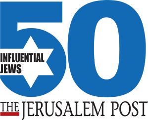 THE JERUSALEM POST'S 50 MOST INFLUENTIAL JEWS OF 20